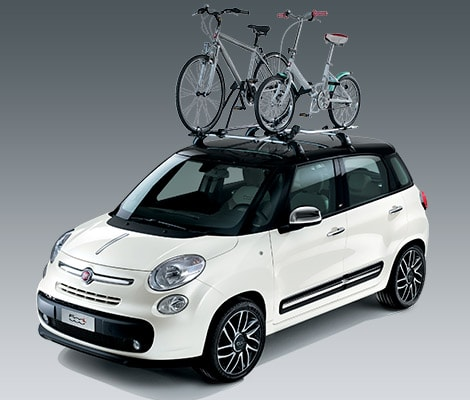 Accessoires fiat 500l living for Decoration maison 97400