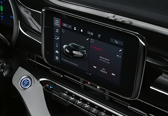 RADIO 7'' TOUCHCREEN DAB+ CON CARPLAY/ ANDROID AUTO WIRELESS